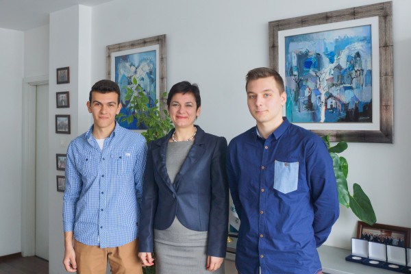 Siemens Bulgaria_CEO Boriana Manolova