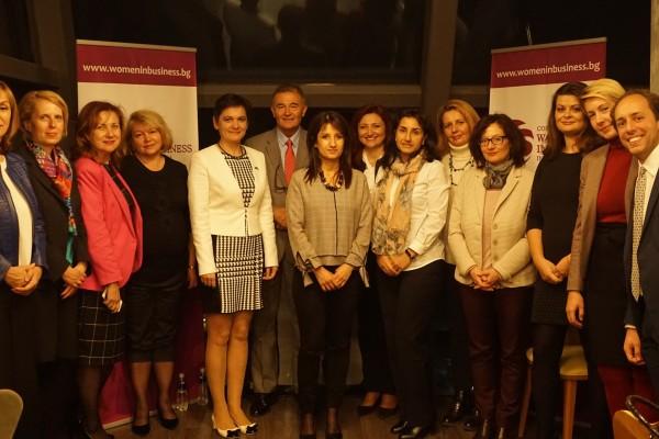Savet na jenite v biznesa Sreshta Predsedatel Indiisko-bulgarska kamara2