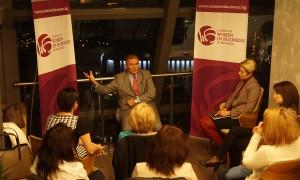 Savet na jenite v biznesa Sreshta Predsedatel Indiisko-bulgarska kamara3