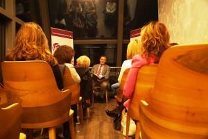 Savet na jenite v biznesa Sreshta Predsedatel Indiisko-bulgarska kamara4